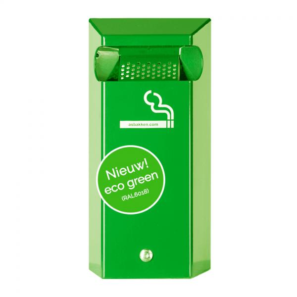 wandasbak groen ral 6018