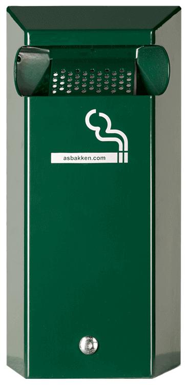 wandasbak-groen